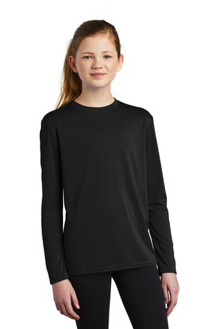 Performance Youth Long Sleeve T-Shirts