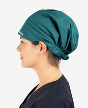 Load image into Gallery viewer, Bouffant Printed Personalised Scrub Cap
