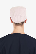 Load image into Gallery viewer, Printed Elastic Back Scrub Cap