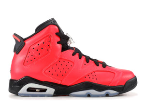 "AIR JORDAN AIR JORDAN 6 RETRO BG (GS) ""INFRARED 23"" - Used"