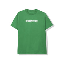 "Anti Social Social Club ""Los Angeles Tee"" (Green)"