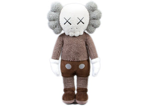 "KAWS Holiday Hong Kong Limited 20"" Plush (Brown)"