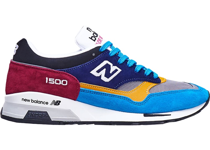 New Balance x Sample Lab 1500X (Blue)
