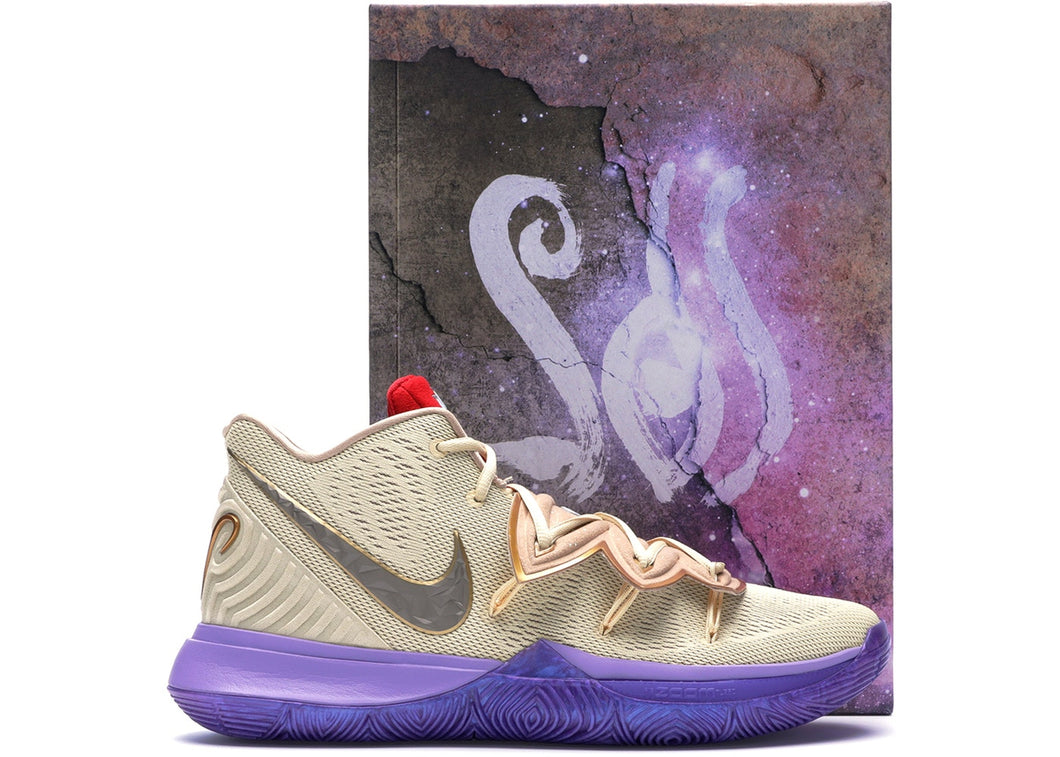 Kyrie 5 X Concepts Ikhet (Special Box)