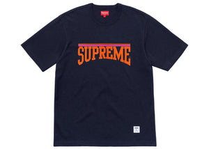 "Supreme ""Arch"" Short Sleeve Top (Navy)"