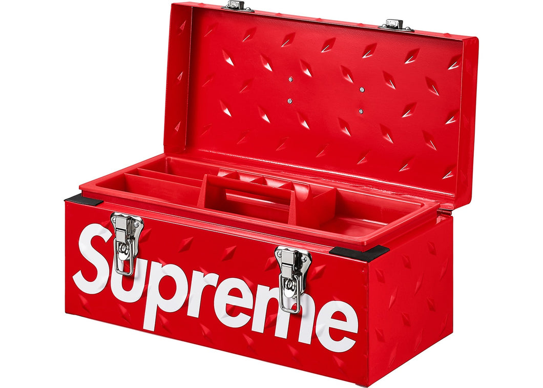 Supreme Diamond Plate Tool Box