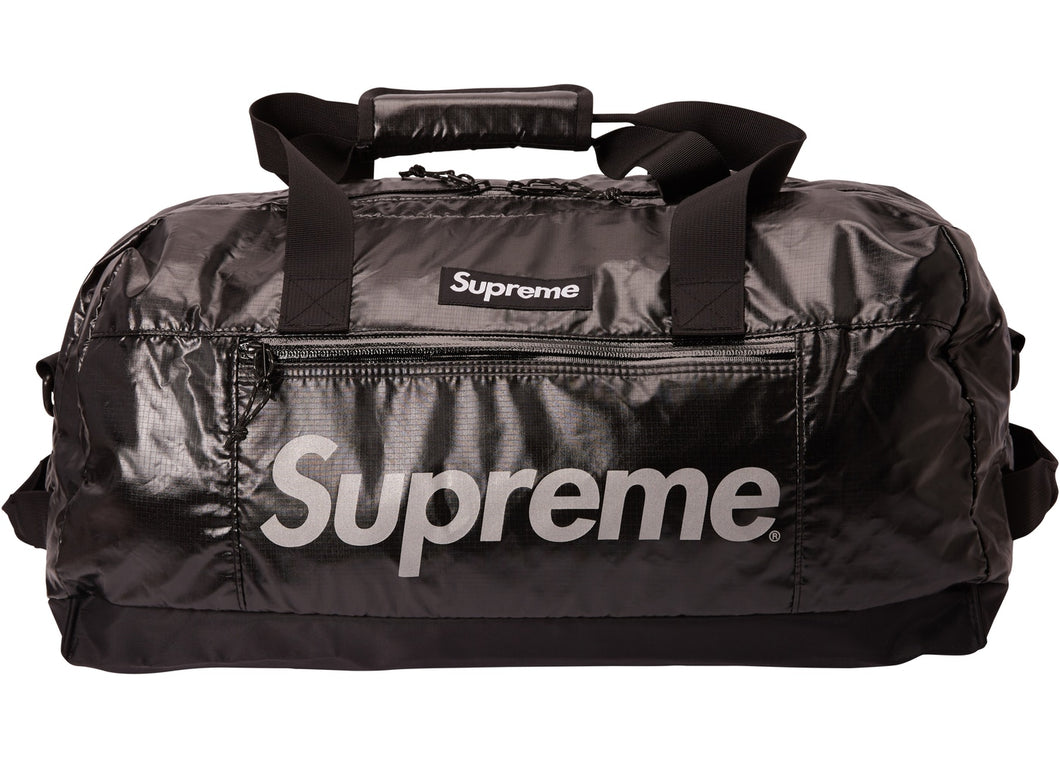 Supreme Duffle Bag FW17 (Black)