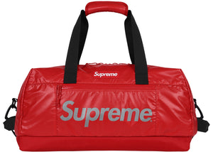 Supreme Duffle Bag FW17 (Red)