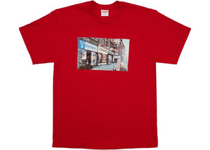 "Supreme ""Hardware Tee"" (Red)"