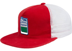 "Supreme ""Jug Mesh 5-Panel"" (Red)"