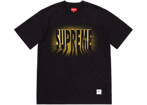 "Supreme ""Light S/S Top"" (Black)"