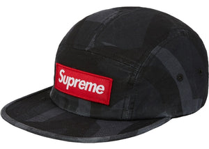 Supreme Military Camp Cap (Tribal Black)