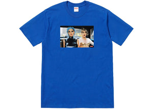 "Supreme x Nan Goldin ""Misty and Jimmy Paulette"" Tee (Royal)"