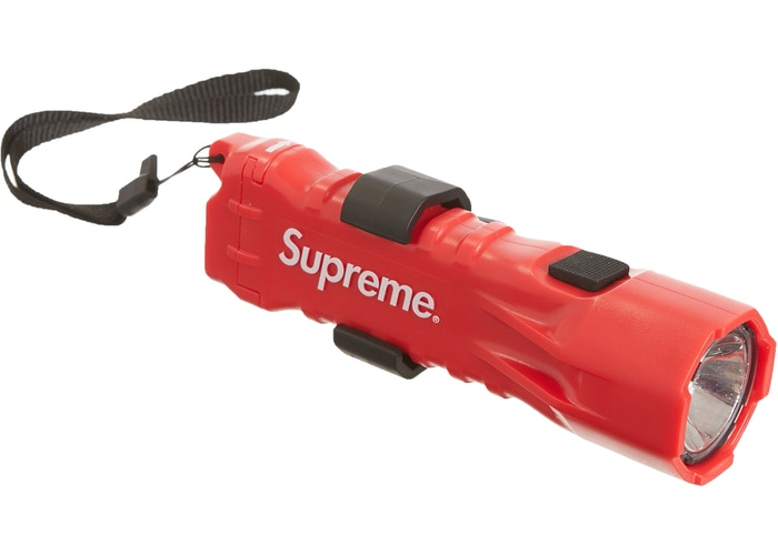 Supreme Pelican 3310PL Flashlight (Red)