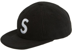 Supreme Polartec S Logo 6-Panel (Black)
