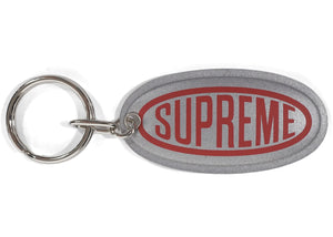 Supreme Night Vision Keychain (Silver)