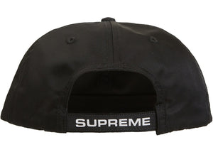 "Supreme ""Strap Logo 6-Panel"" (Black)"