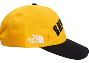 "Supreme x The North Face ""Arc Logo 6-Panel Hat"" (Yellow)"