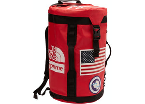 "Supreme x The North Face ""Trans Antartica Expedition Big Haul Backpack"" (Red)"