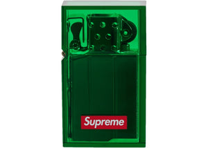 Supreme Tsubota Pearl Hard Edge Lighter (Green)