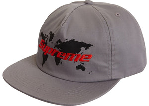"Supreme ""World 5-Panel SS19"" (Grey)"