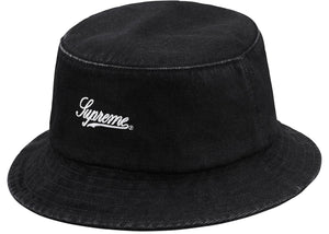 "Supreme ""Zip Twill Crusher"" (Black)"