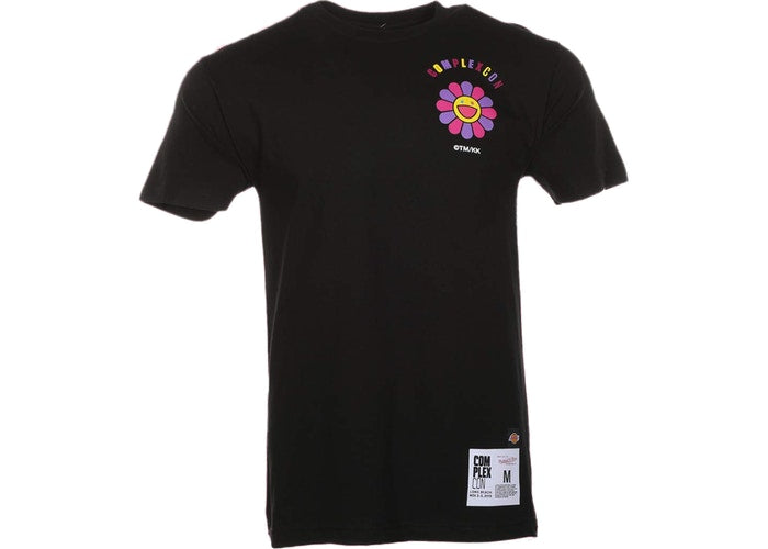 Murakami ComplexCon x LA Lakers M&N LA Eye Tee (Black)