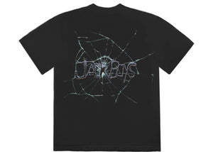 "Travis Scott Cactus Jack ""Cracked T-Shirt"" (Black)"