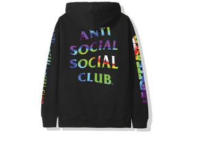 "Anti Social Social Club x Undefeated ""Hot in Here Hoodie"" [FW19] (Black)"