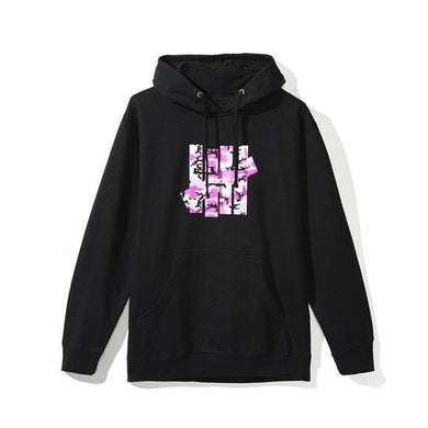 Anti Social Social Club x Undefeated Hoodie (Pink Camo)