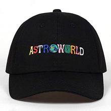"Astroworld ""Wish You Were Here"" Cap (Black)"