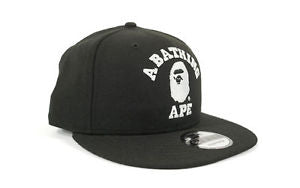 "Bape ""College Snapback"" (Grey)"