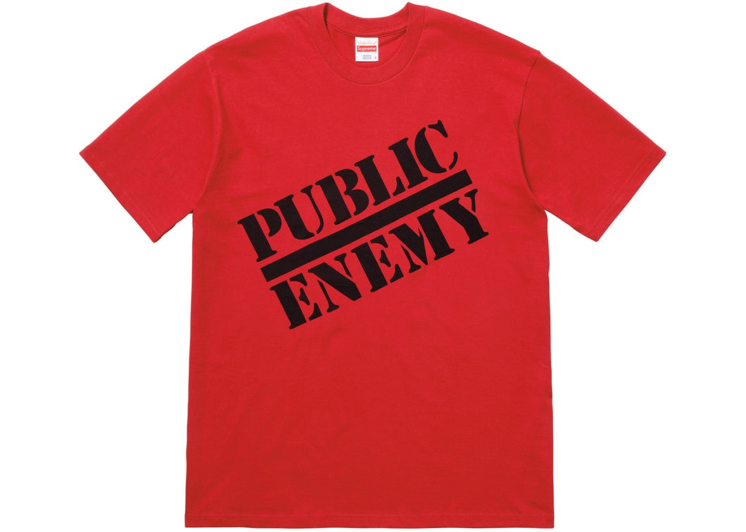 Supreme x Undercover/Public Enemy