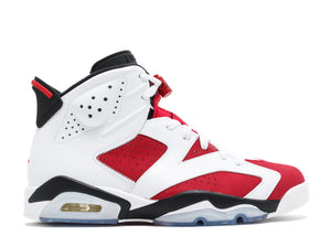 "AIR JORDAN 6 RETRO ""CARMINE"" -Used"
