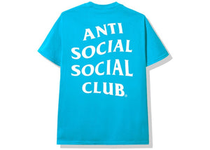 "Anti Social Social Club ""Oceans Tee"" (Blue)"