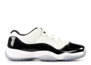 "AIR JORDAN 11 LOW BG (GS) ""CONCORD"" - Used"
