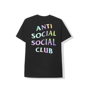 "Anti Social Social Club ""Cotton Candy"" Tee (Black)"