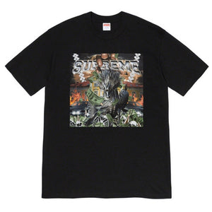 "Supreme ""Dragon Tee"" (Black)"