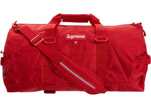 "Supreme ""Duffle Bag SS19"" (Red)"