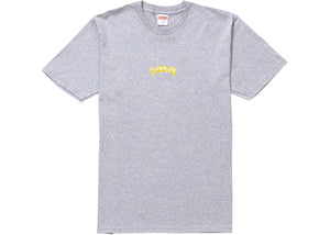 "Supreme ""Fronts Tee"" (Heather Grey)"