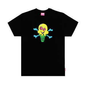 "Billionaire Boys Club ""Ice Cream Heath SS Tee"" (Black)"