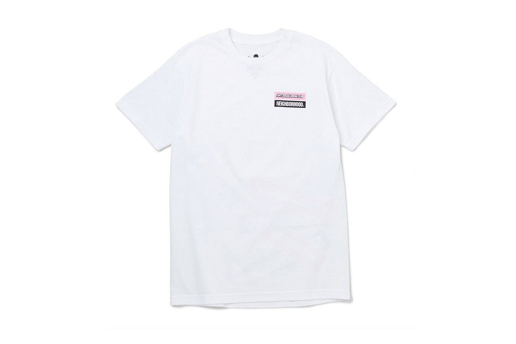 Anti Social Social Club x Neighborhood Tee (White)
