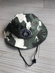 "Poly Love ""Camo Bucket Hat"""