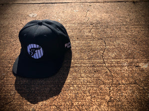 "Faek ""Been Real 'F' Patch Snapback"" (Black)"