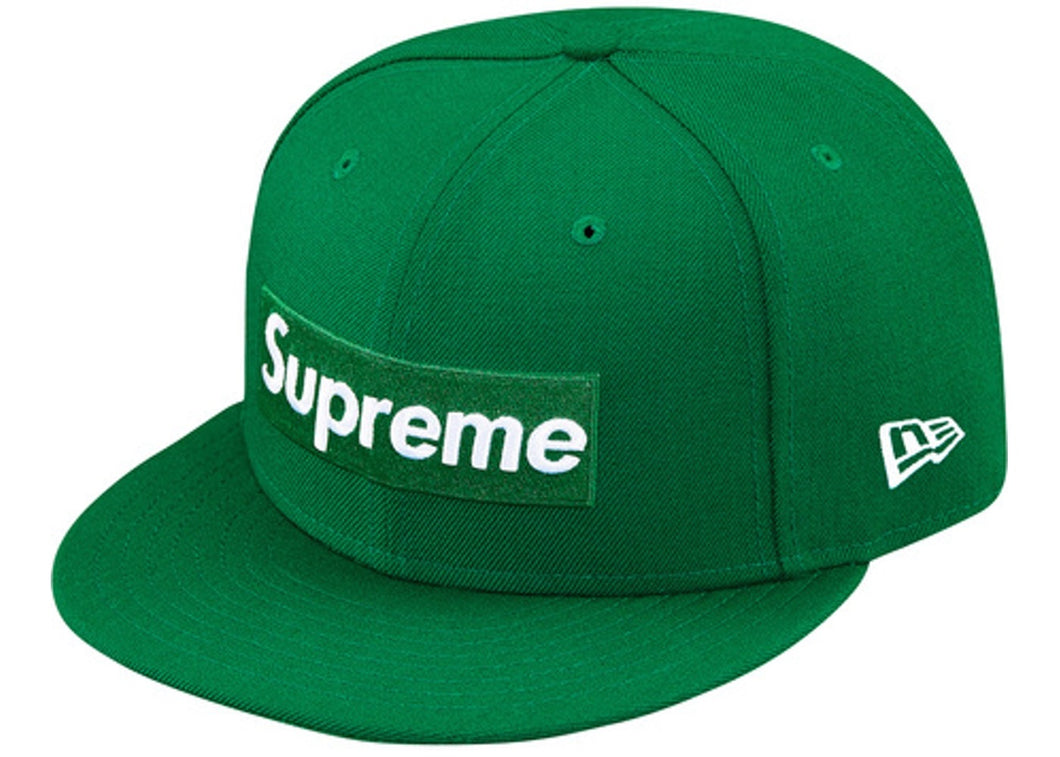 Supreme Playboy Box Logo New Era Cap
