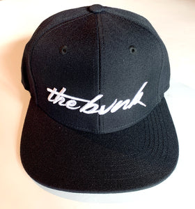 "The Bvnk ""Script"" Snapback Hat"