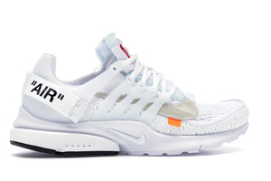 The 10 : Nike Air Presto (White)