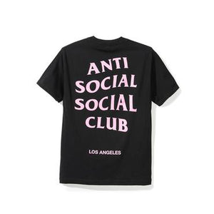 "Anti Social Social Club ""LA City Tee"" (Black)"