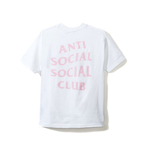 "Anti Social Social Club ""Lyfe Tee"" (White)"