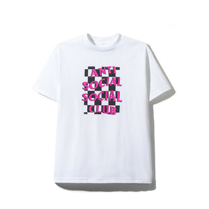 "Anti Social Social Club ""Mall Grab Tee"" (White)"